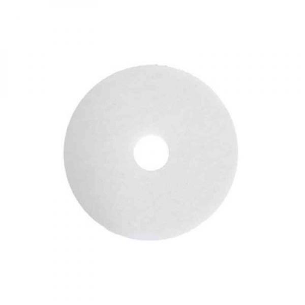 Põranda poleerimisketas 406x25mm (valge)