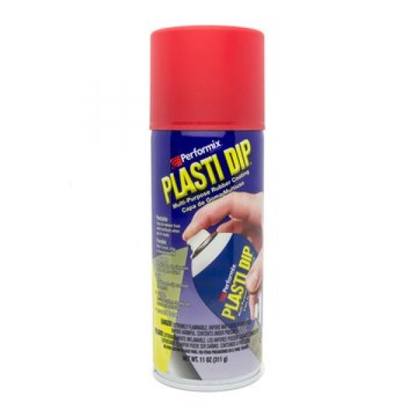 Plasti Dip Spray Standardvärv (Punane) 325ml