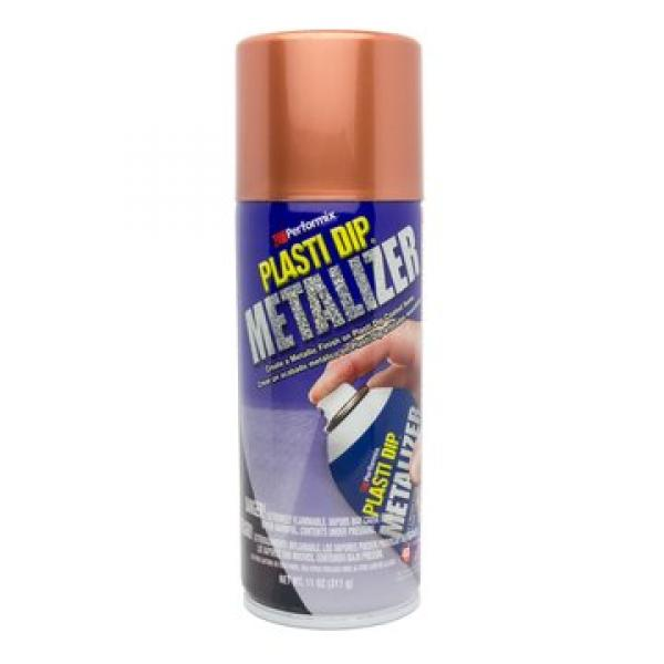 Plasti Dip Spray 11oz Copper Metalizer