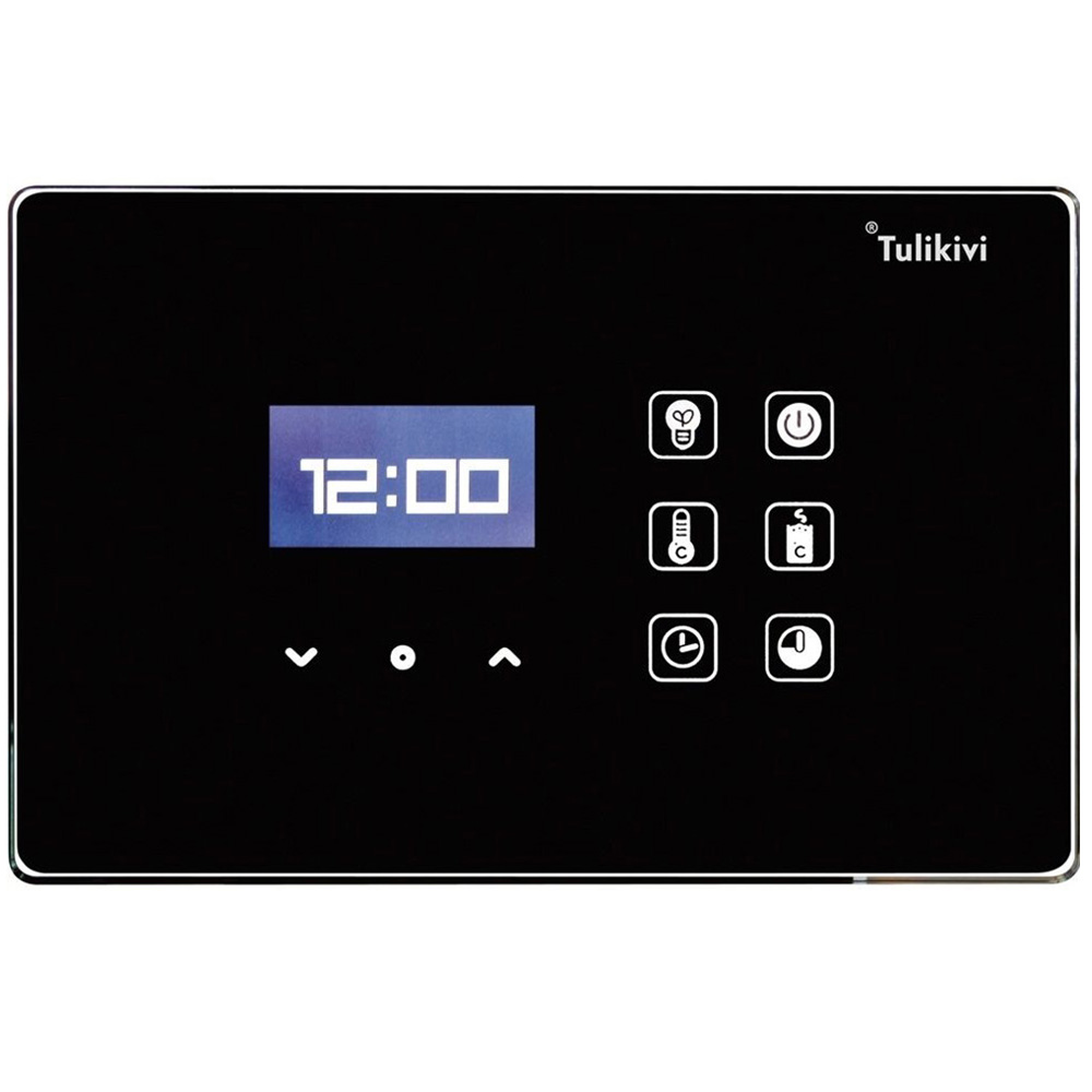 Tulikivi Touch Screen, Black