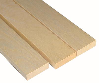 Aspen bench wood SHP 28x42, 2100mm
