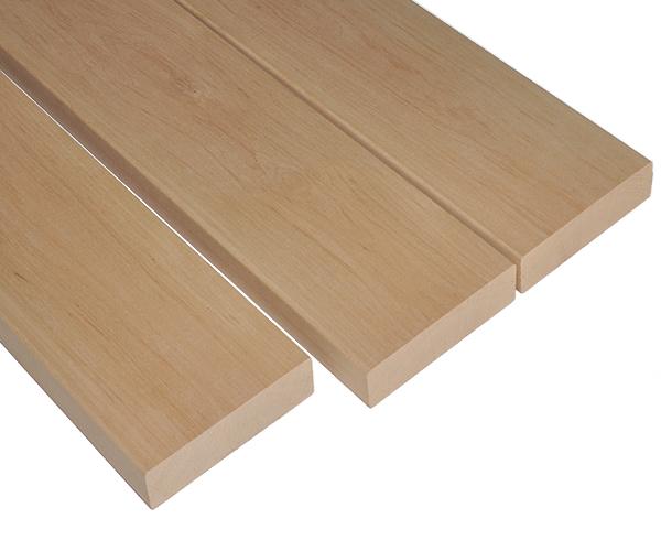 Alder bench wood SHP 28x90, 1800mm