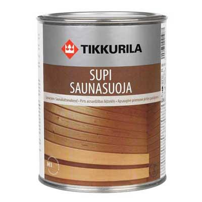 Tikkurila Sauna Finish Supi Saunasuoja 900 ml