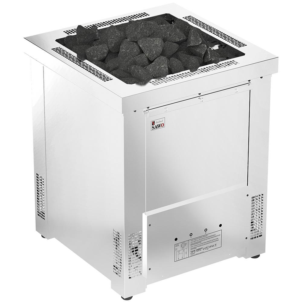Sauna Electric heater Sawo Taurus 10.5kW, Without stone separator