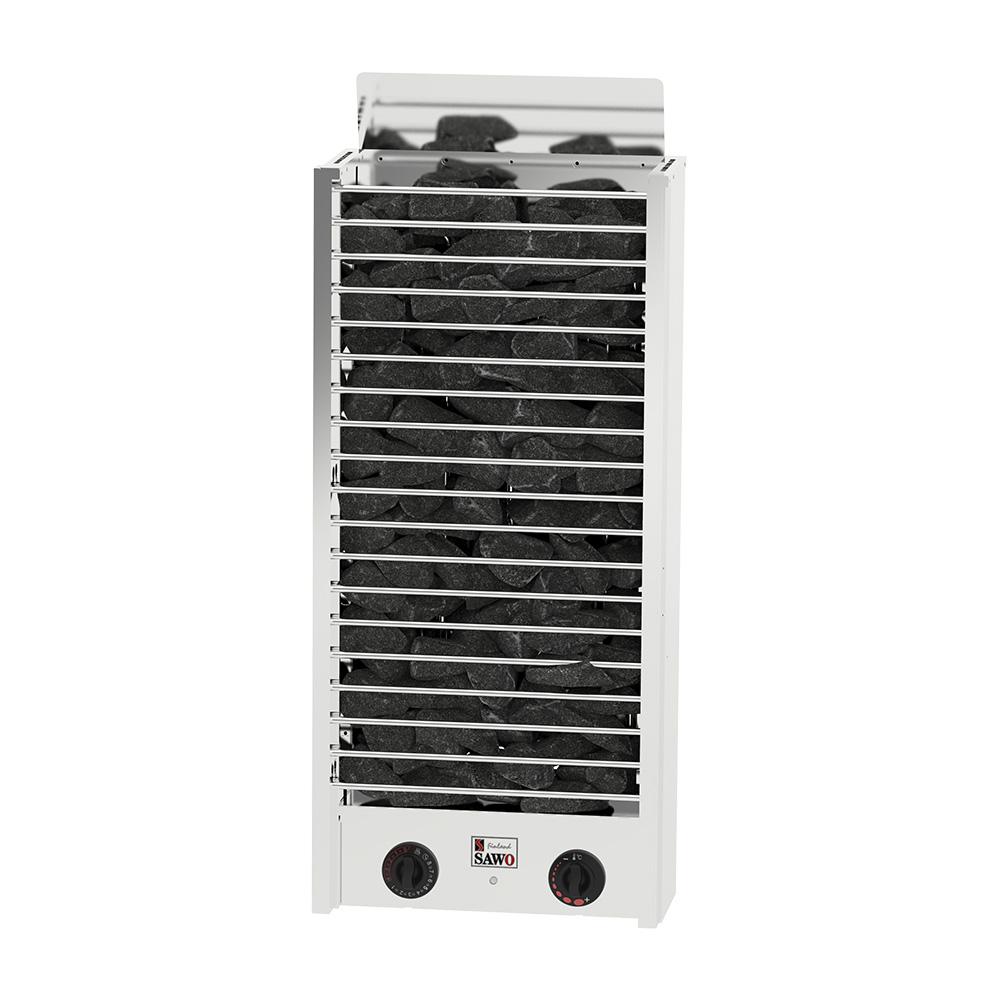 Sauna Electric heater Sawo Mini Cirrus Rock 5.0 With integrated control unit