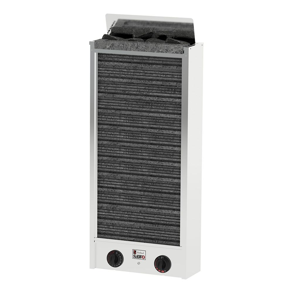 Sauna Electric heater Sawo Mini Cirrus 3.0kW, With integrated control unit