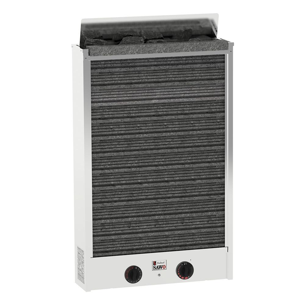 Sauna Electric heater Sawo Cirrus 7.5kW, With integrated control unit