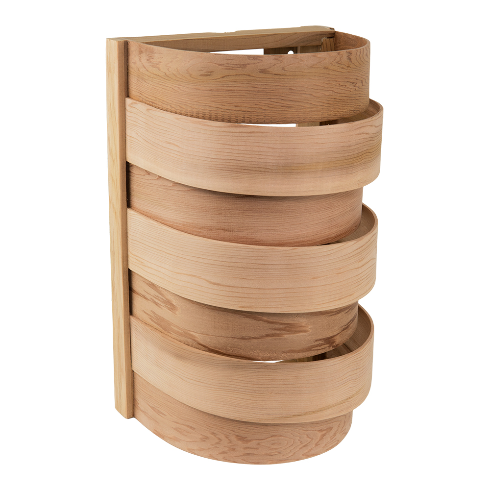 Sawo Lamp cover 917-D, Cedar