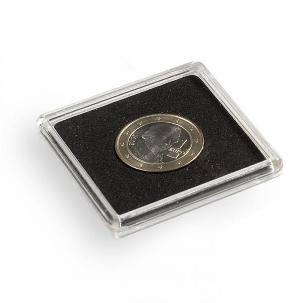 Капсула Quadrum для монет 39 мм