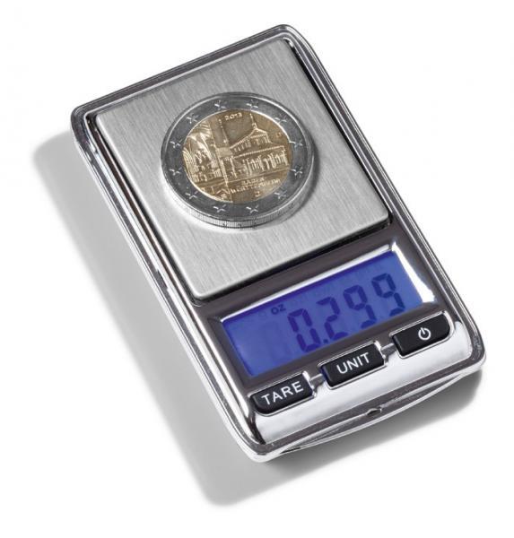 Цифровые весы для монет Libra Mini 0.01-100 г