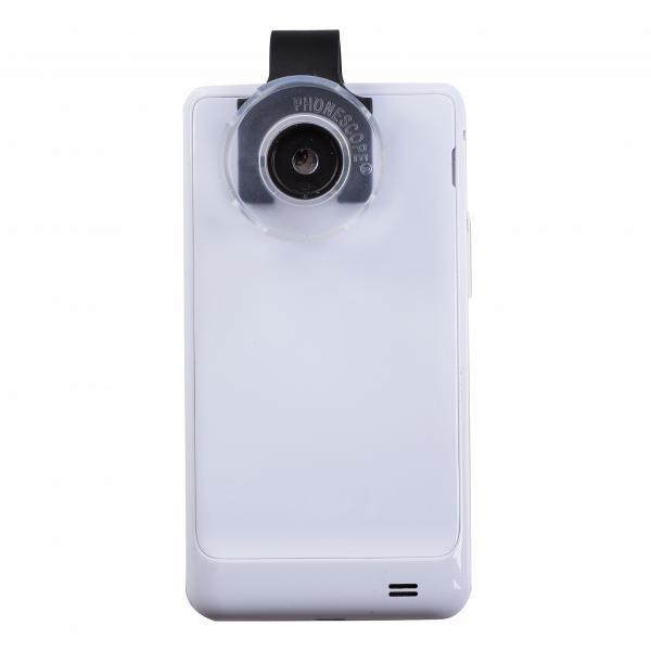 Suurennuslasi puhelimen kameralle