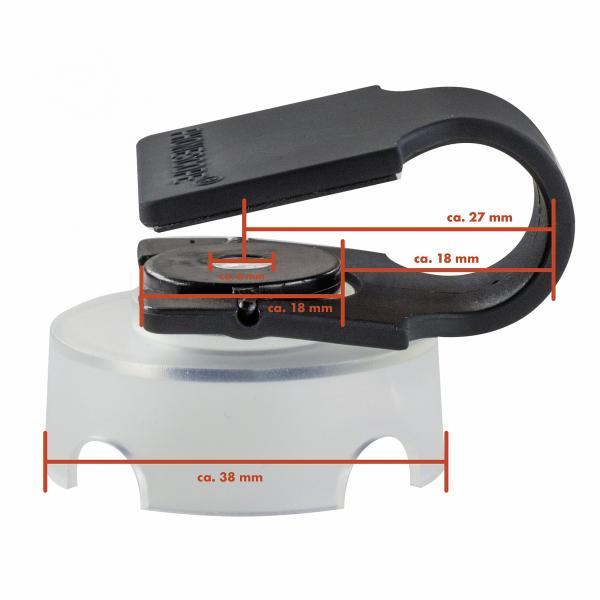Nutitelefoniga kasutatav 60x suurendusega Phonescope