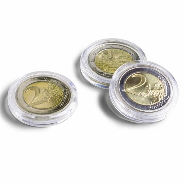 Coin capsule 18 mm