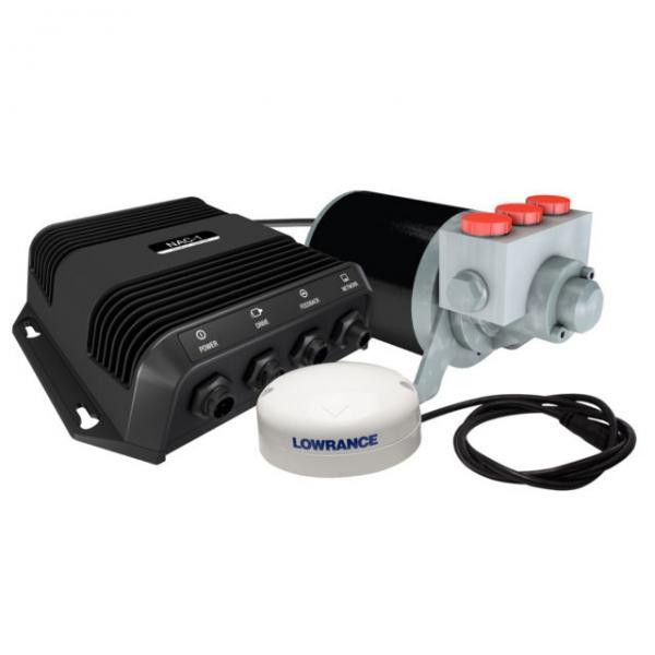 Autopiloot LOWRANCE hüdrauliline bensiinipäramootorile