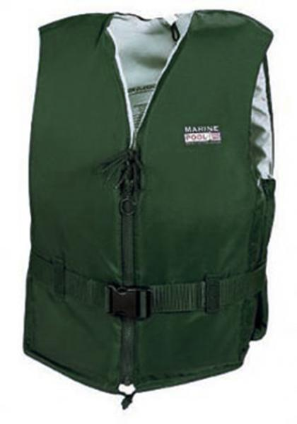 Lifejacket 50N, VIKING logo Green 50-60kg