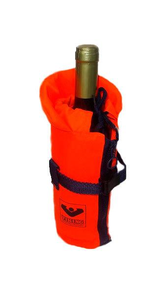 Lifejacket for bottle Orange