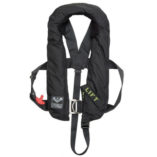 VIKING RescYou™ CONQUEST HARNESS AUTOM Black 40-... Kg Hammar