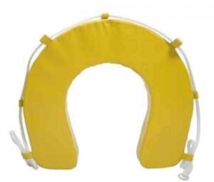 Lifebuoy Horseshoe Yellow