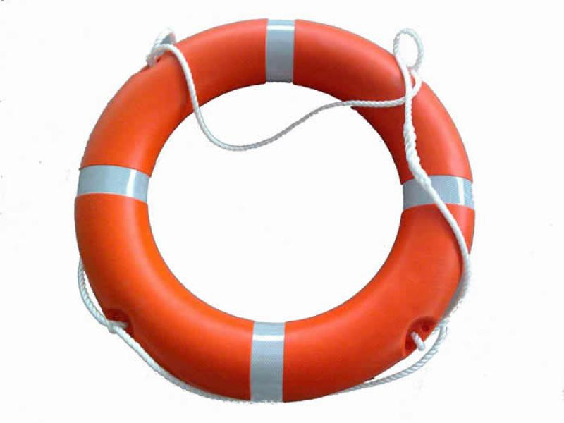 Lifebuoy 4,1 kg SOLAS Orange