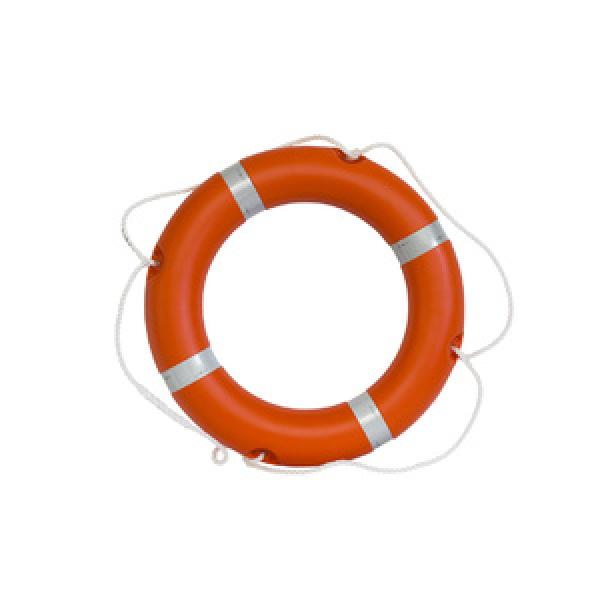 Lifebuoy 2,5 kg SOLAS Orange
