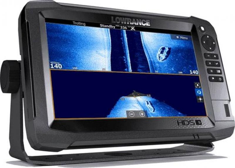 Fishfinder combo LOWRANCE HDS-12 Carbon ROW Med/High Totalscan