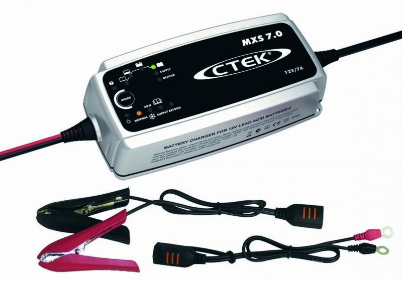 Akulaadija CTEK MXS 7.0 12V/7A