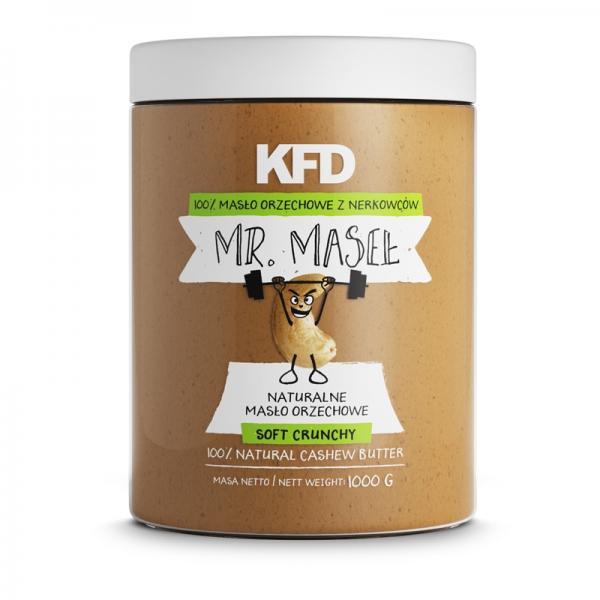 KFD CASHEW butter soft crunchy 1000g