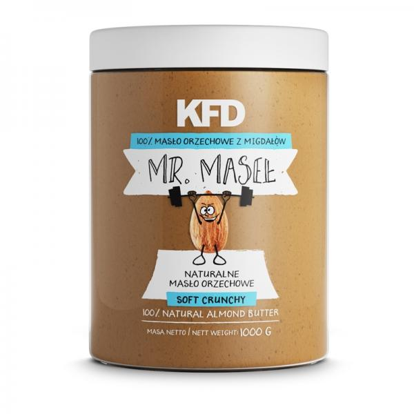 KFD ALMOND butter soft crunchy 1000g