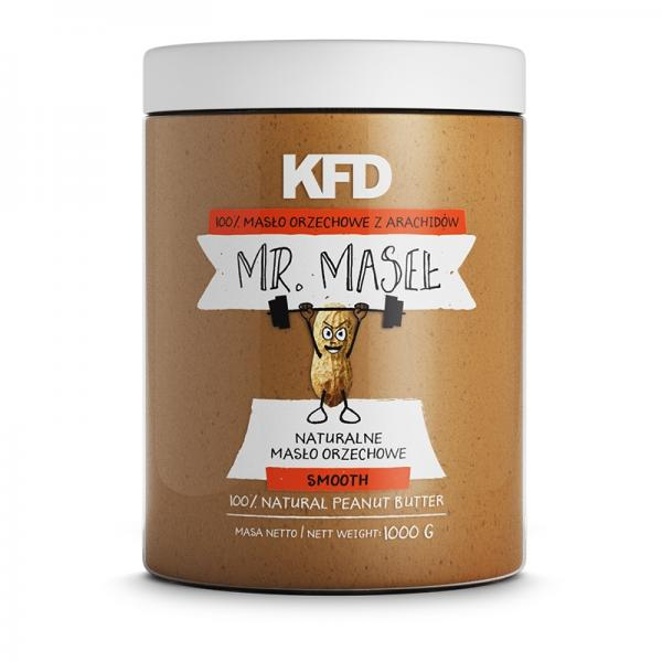 KFD Peanut Butter SMOOTH 1000g