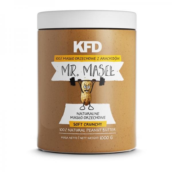 KFD Peanut Butter SOFT CRUNCHY 1000g