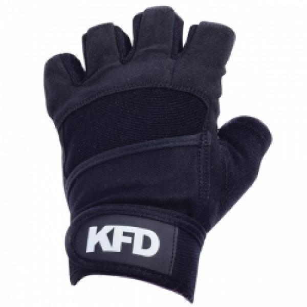 KFD PRO gloves for men, black