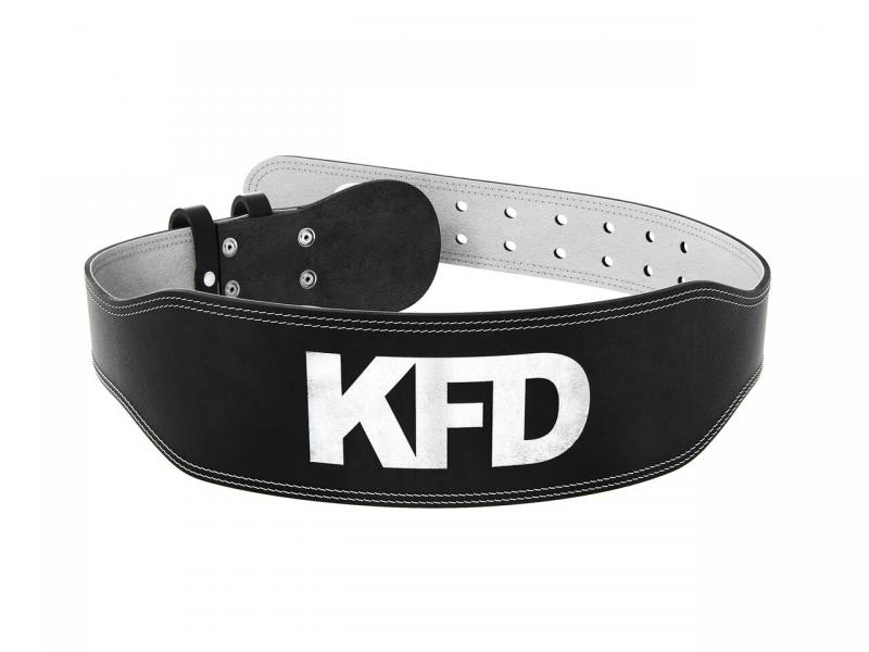 KFD leather belt PRO- black