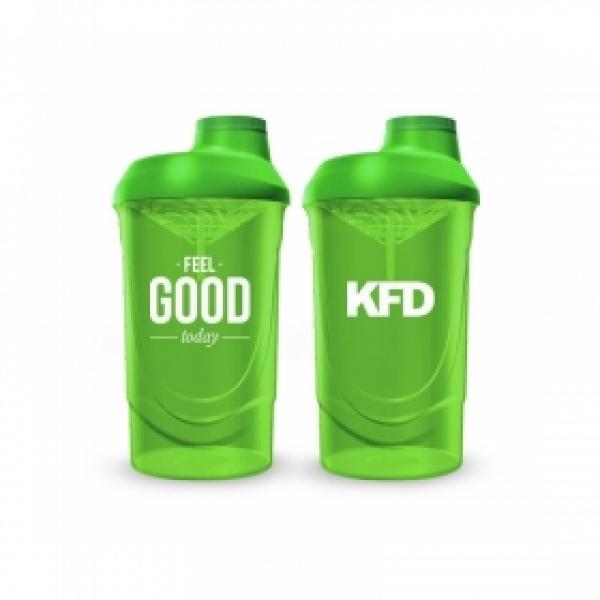 KFD shaker roheline