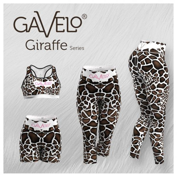 GIRAFFE SPORTS BRA