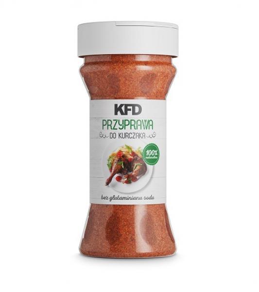 KFD kanaa mausteita 200 g