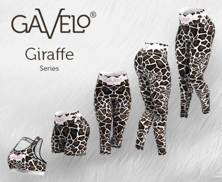 GIRAFFE hotpants