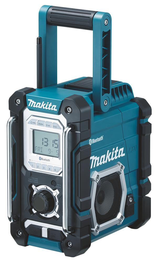 Makita Raadio DMR108, BLUETOOTH, USB