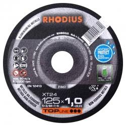 Alumiiniumi lõikeketas Rhodius 125x1x22