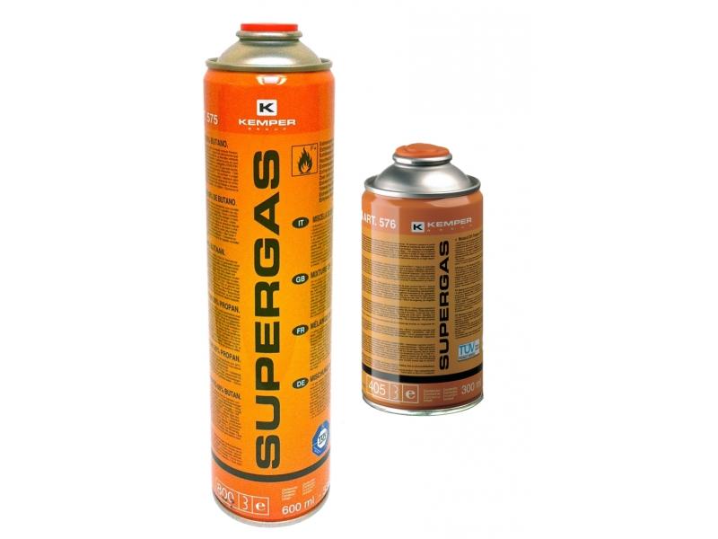 Gaas KEMPER Supergas 600 ml