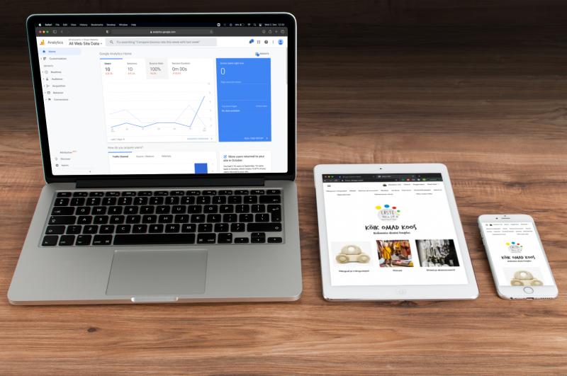 Tee oma koduleht otsingumootori sõbralikuks ja saavuta parem lehe kiirus kui Sinu konkurendi e-poel
