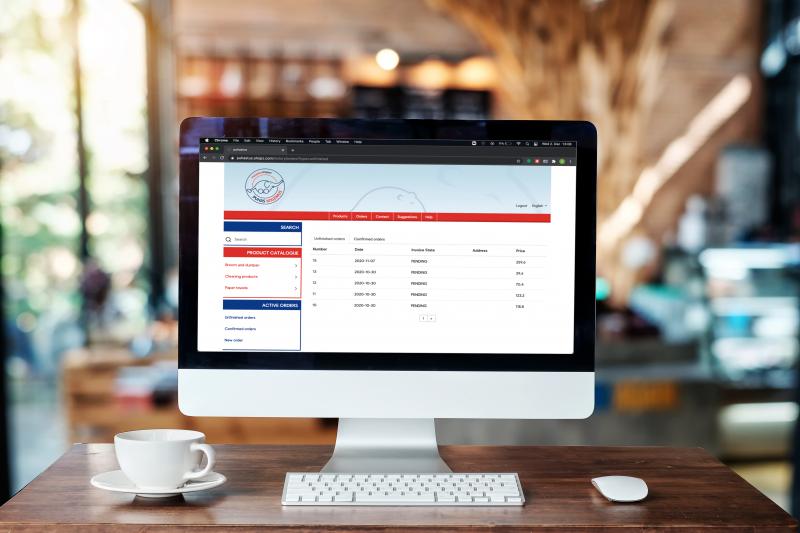 Täiuslik ärikliendi tellimuste haldamise protsess läbi ShopZ Tellimiskeskkonna